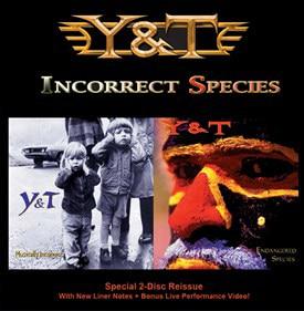 Incorrect Species