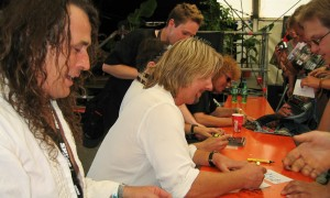 Y&T Meet and Greet – Bang Your Head Festival