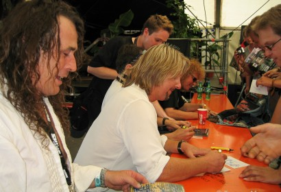 Y&T Meet and Greet - Bang Your Head Festival
