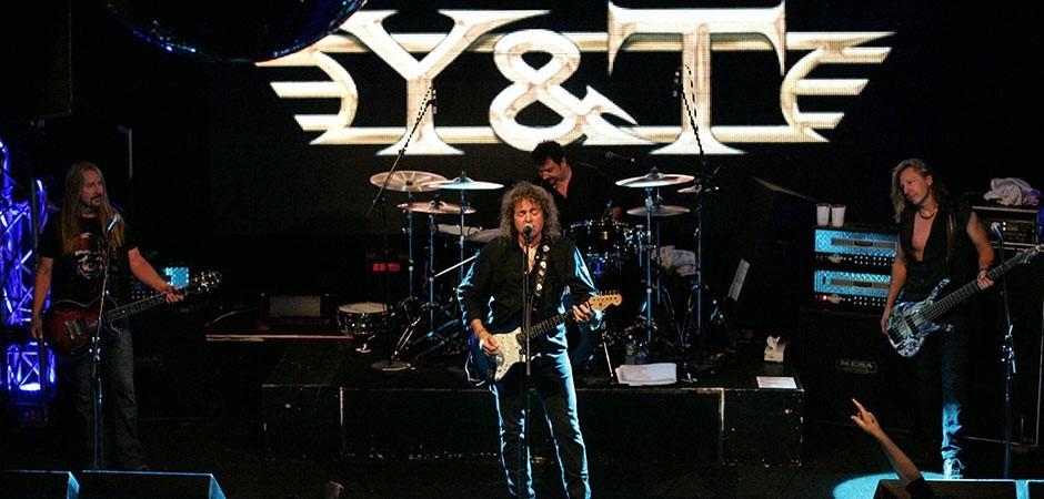 Y&T - Sweden